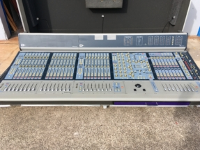 Avid D-Show Mixing Console w/ Sidecar